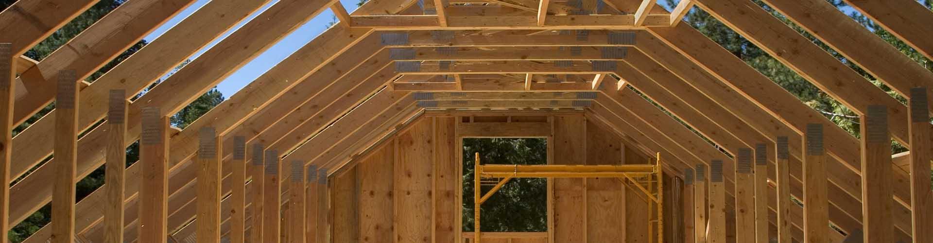 Roof Trusses Floor Joists Glulam Beams Laminated